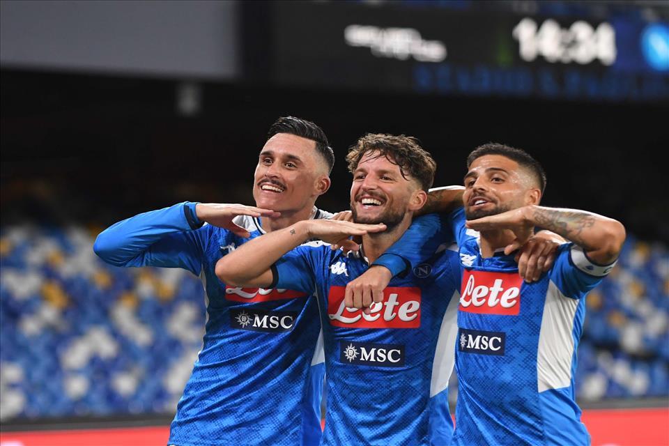Napoli-Milan finisce in parità, ma il pari dei rossoneri arriva su un rigore molto discutibile