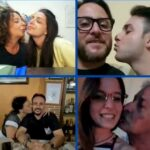 World kissing day, in un video della cooperativa Eco onlus il racconto del bacio al tempo del Coronavirus