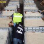 Sequestrato nel porto di Salerno un miliardo di droga sintetica dell'Isis