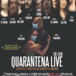 Quarantena live, il film da remoto