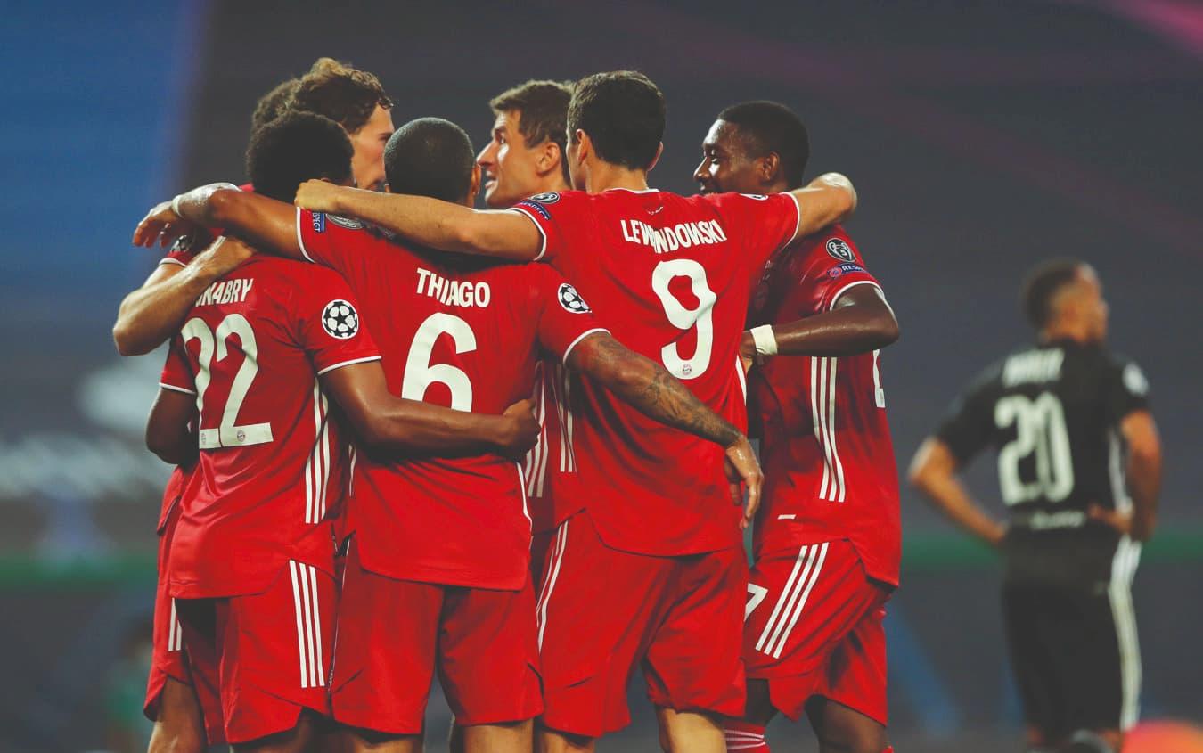 Dall'Europa un monito al nostro calcio