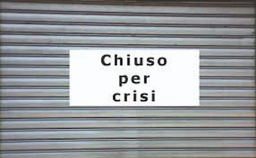 Il commercio in grave crisi a Napoli. Sono già fallite quindicimila imprese
