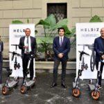 Mobilità cittadina, al via anche a Napoli il servizio  monopattini elettrici in sharing