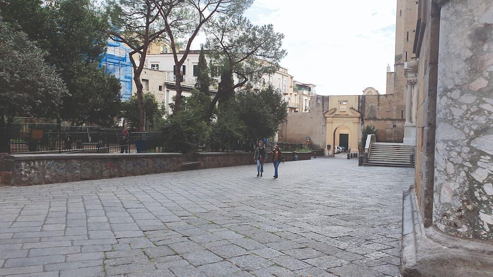 Il deserto che fa bene al Centro storico