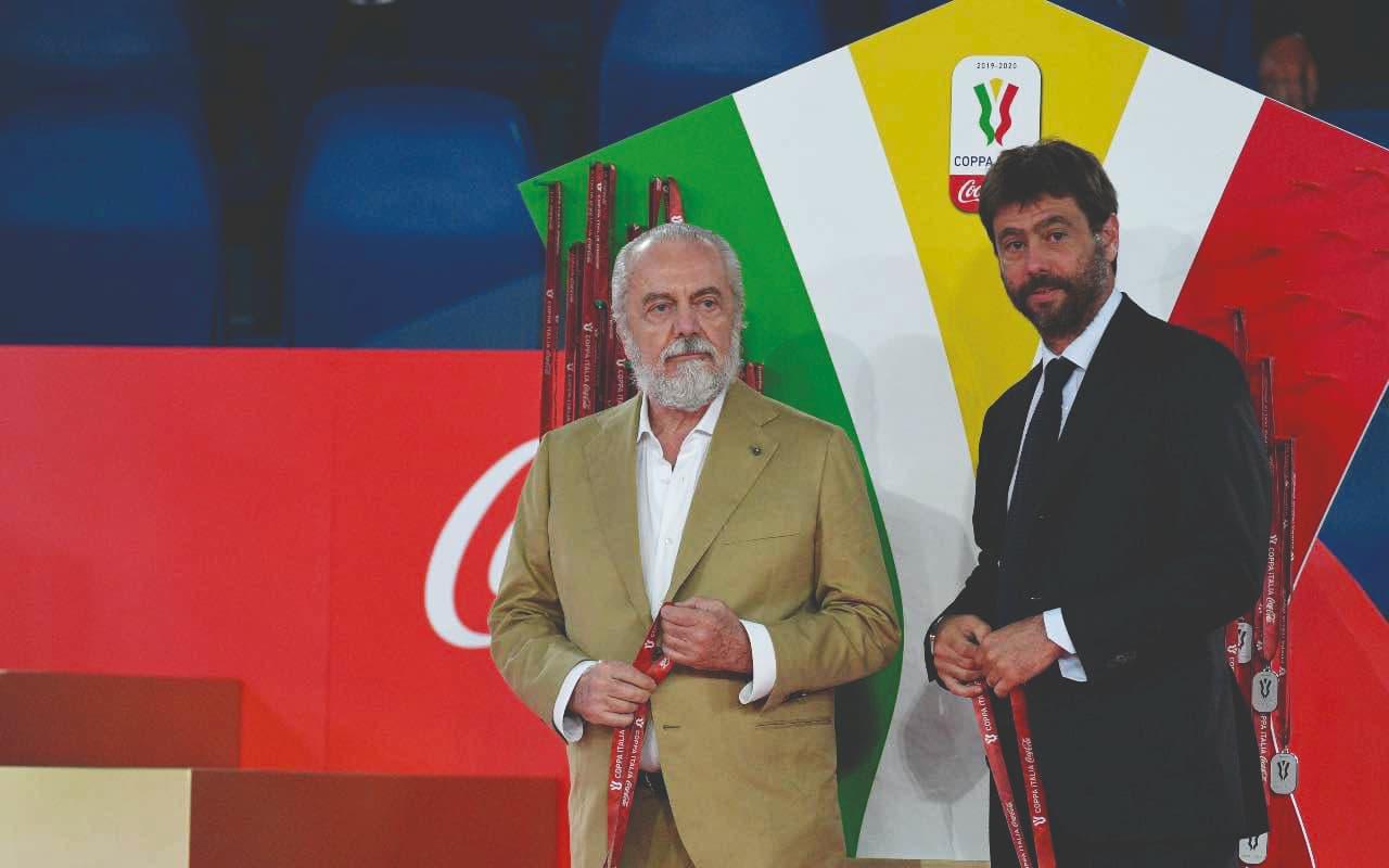 Juve-Napoli, una sentenza annunciata. Ma la vera partita si giocherà in Appello