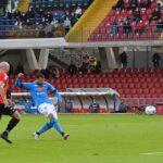 Benevento - Napoli: 1-2, comandano gli Insigne ma il gol vittoria lo firma Petagna