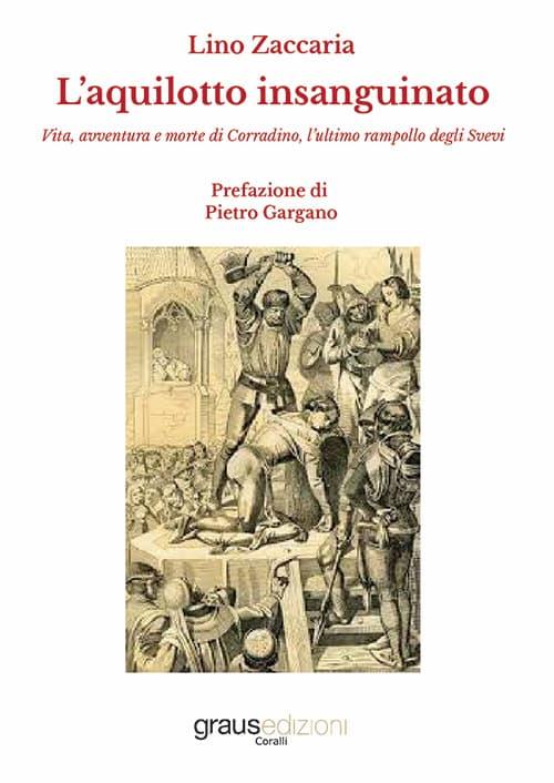 Oggi al Diana Lino Zaccaria presenta il suo nuovo libro