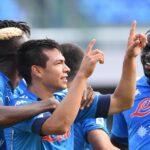"""Lozano: """"Voglio vincere col Napoli"""""""