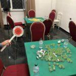Napoli,  scoperta bisca clandestina: sequestri e sei denunce