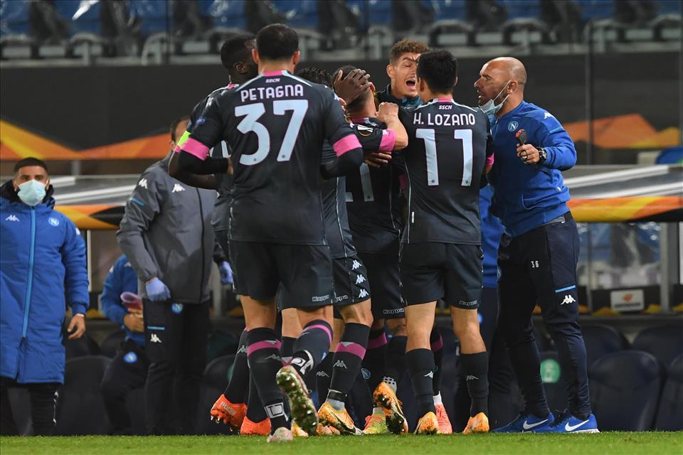 Real Sociedad – Napoli: gli azzurri conquistano i 3 punti in terra spagnola e si rilanciano in Europa League