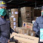 Nola, oltre mezzo milione di articoli contraffatti e pericolosi: maxi sequestro della Guardia di Finanza