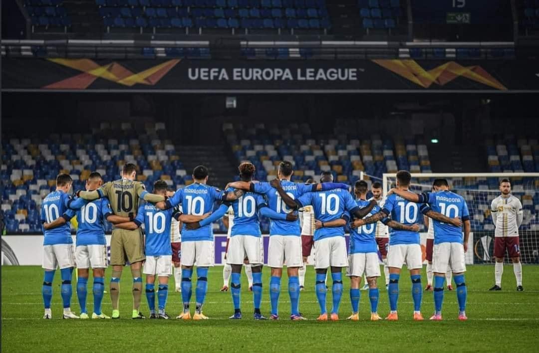 Napoli-Rijeka: 2-0 azzurri in testa alla classifica del girone F di Europa League