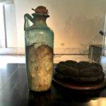 Al Mann di Napoli la bottiglia d'olio di oliva più antica del mondo