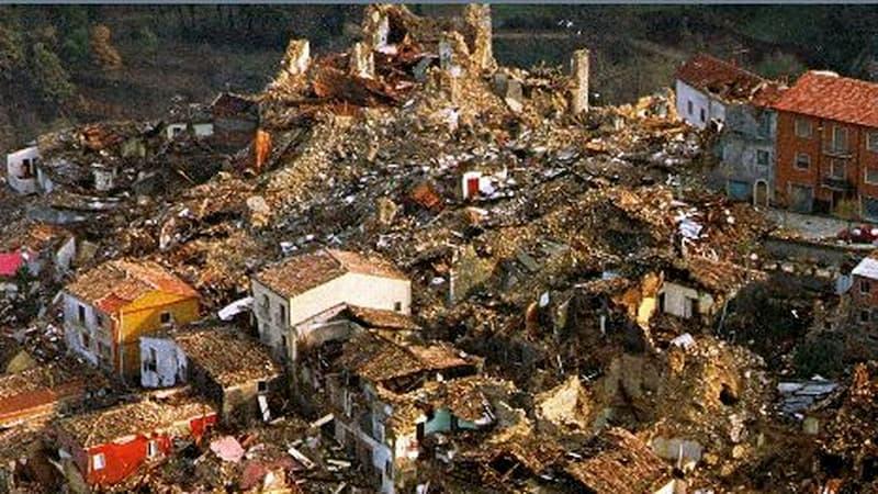 Dal terremoto ad oggi 70 opere incomplete