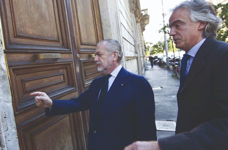"""Il Napoli """"reo"""" di aver rispettato la legge"""