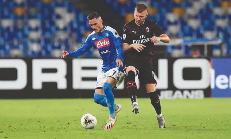 Napoli – Milan, sfida scudetto?