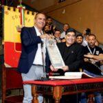 """Maradona, il ricordo della Giunta comunale di Napoli: """"Vogliamo che i bimbi della nostra città entrino in uno stadio che porta il suo nome"""""""
