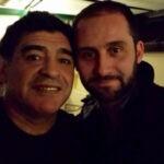 Quando incontrai Diego a San Valentino a Roma e mi disse che gli mancava sempre Napoli