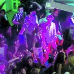 Corso Umberto, festa abusiva in un hotel: 19 sanzionati