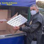 """Napoli, trasportava 300kg di """"bionde"""" con il furgone: arrestato contrabbandiere. Percepiva anche il reddito di cittadinanza"""