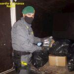 (Video) Oltre 4300 botti pirotecnici illegali: maxi-sequestro della Guardia di Finanza di Napoli