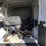 Vasto, sequestrate carrozzine adibite alla vendita di merci raccolte dai rifiuti