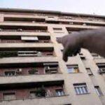 Sant'Antimo, litiga con la compagna, aggredisce i carabinieri e minaccia di lanciarsi dal quarto piano: arrestato