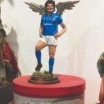 A San Gregorio Dieguito è un angelo con le ali aperte