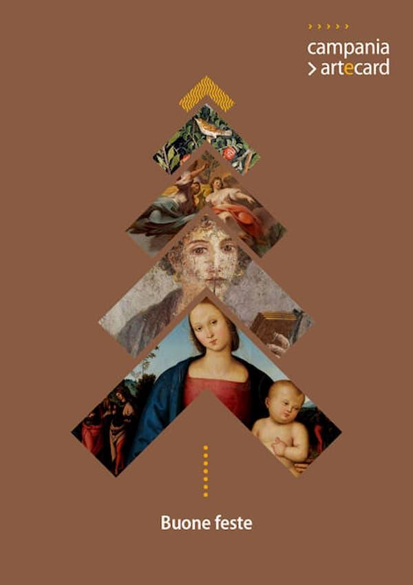 Natale, sostenere  la nostra cultura regalando Artecard