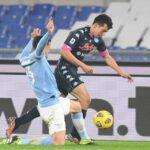 Depressione totale, un bruttissimo Napoli incassa una pesante sconfitta contro la Lazio per 2-0, azzurri inguardabili