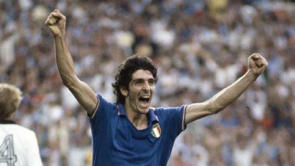 Paolo Rossi, icona umile del Belpaese vincente