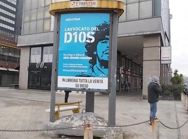 """(Video) Ecco """"L'avvocato del D10S"""""""