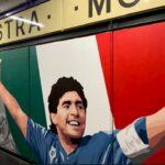 Stazione Maradona, De Luca sprint