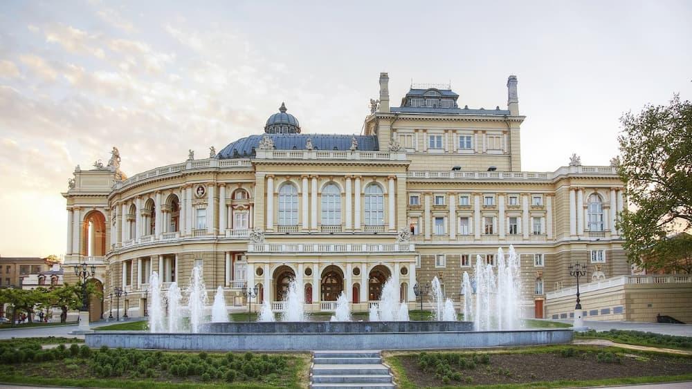 Ucrainapoli: Isso, Odessa e 'o Princepe