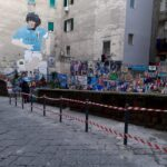 Quartieri Spagnoli, nasce piazzetta Maradona