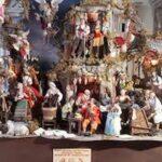 A Bergamo un presepe napoletano: dono della Regione Campania