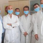 Pascale, salvato dal cancro un uomo di 53 anni con un unico intervento al mondo