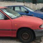 Poggioreale, 58 autovetture abbandonate e senza assicurazione