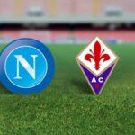 Napoli-Fiorentina in campo alle 12.30: tamponi negativi. Ecco dove vederla