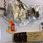 Vomero, Case puntellate: sequestrato un sacchetto di munizioni