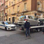 Napoli, Vasto: raffica di sanzioni della Polizia locale