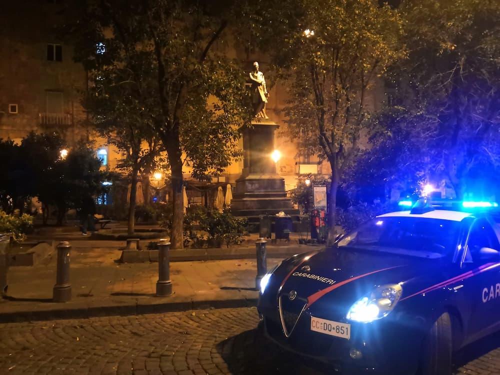 Napoli, controlli anti-Covid: raffica di sanzioni. Al Vomero pub con dipendenti in nero e 15 clienti