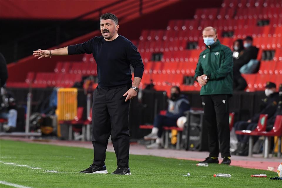 Napoli adesso è dura, azzurri ad un passo dall'eliminazione in Europa League