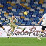 Coppa Italia: Napoli e Atalanta non si fanno male, al Maradona è 0-0
