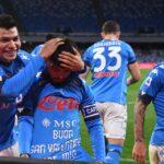 Un Napoli decimato batte i campioni d'Italia