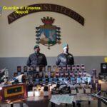 Napoli, scoperte due fabbriche del falso per San Valentino: maxi sequestro di profumi contraffatti