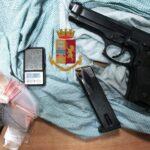 Fuorigrotta, sequestrata una pistola
