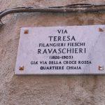 Napoli, una via per Teresa Ravaschieri: fondò il primo ospedale chirurgico per bambini