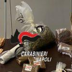 Vomero, nascondeva in casa quasi 3 chili di droga e soldi: arrestato pusher 64enne