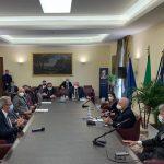 Turismo in Campania, incontro in Regione con i sindaci di Ischia per ripartire in sicurezza
